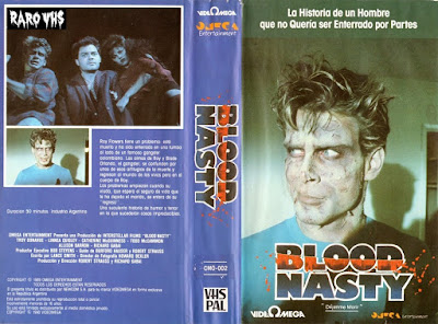 Blood Nasty - 1989 - Richard Gabai y Robert Strauss