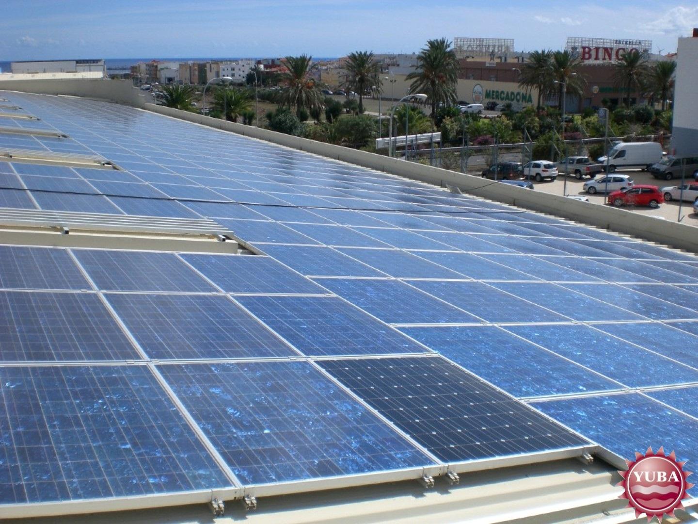 Yubasolar paneles solares mantenimiento - Tipos de paneles solares ...