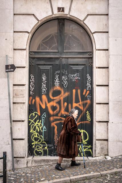 Un paseo por Lisboa - Barrio Alto