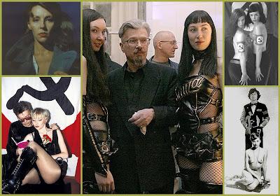 Las mujeres de Limónov, Anna, Natasha, Elena