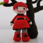 Patrones gratis muñecas amigurumi | Free amigurumi patterns dolls