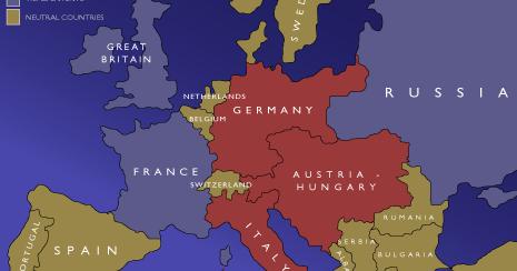 Precisión en la prensa: Gran Guerra, Triple Alianza e ...