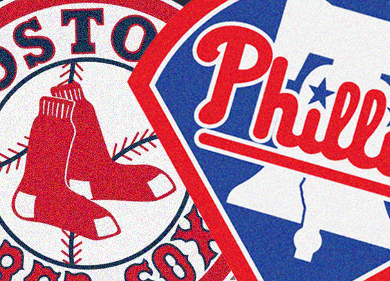 Phillies head to Fenway to battle Red Sox