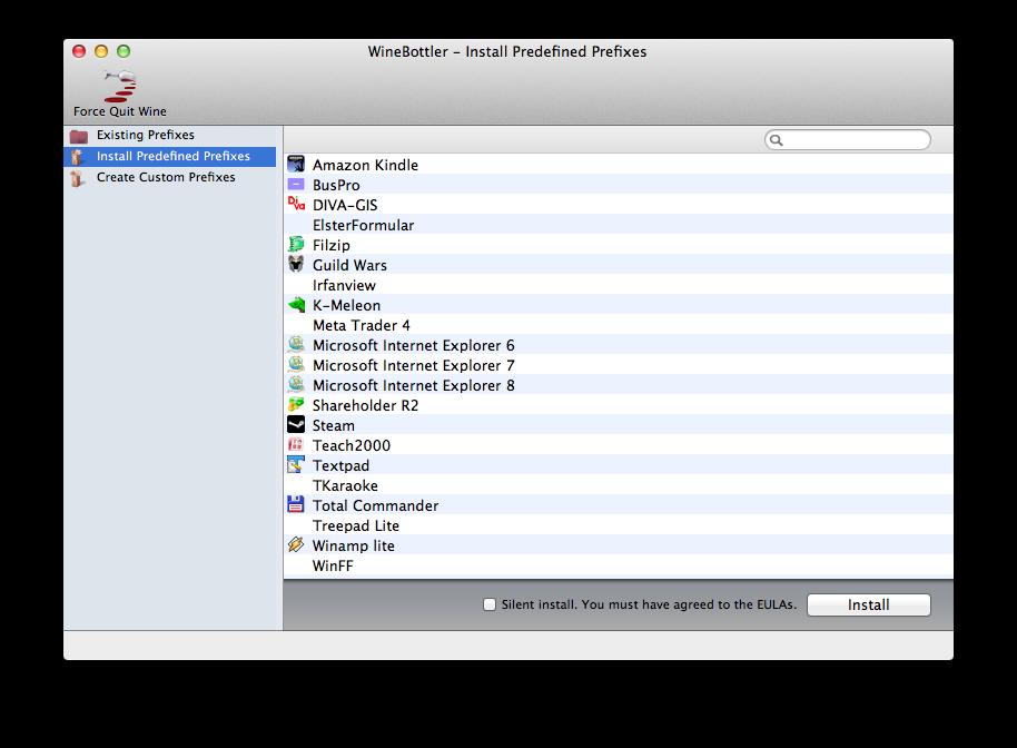 mac and i: WineBottler - run Windows apps on Mac OS X