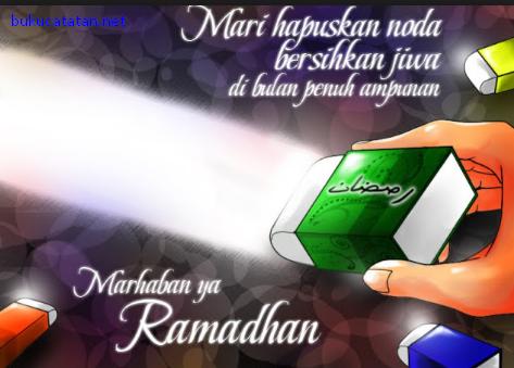 Cara Menyambut Bulan Suci Ramadhan