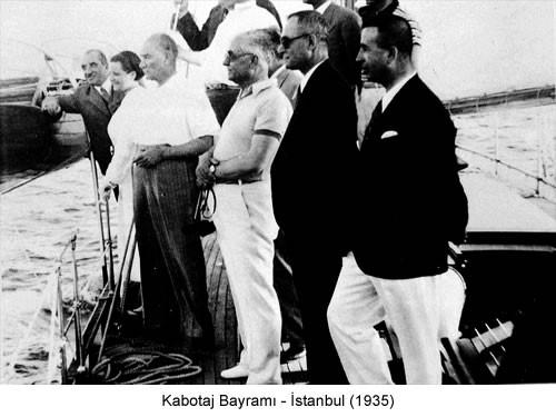 Atatürk Kabotaj Bayramı 1935 Fotoğraf