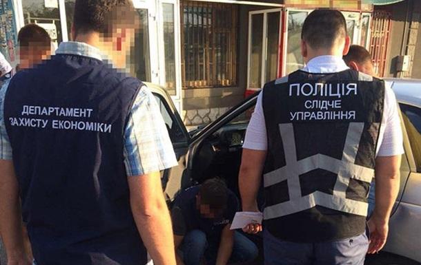 У Запорізькій області на хабарі схоплений заступник мера