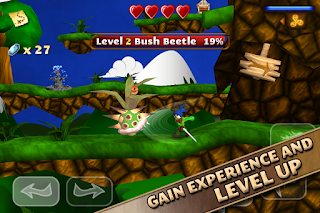 Game Petualangan Swordigo Android 2016