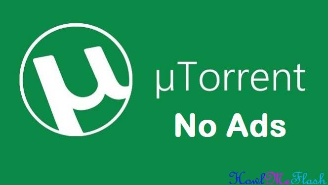 uTorrent No Ads