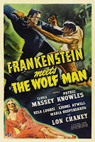 Frankenstein meets The Wolf Man (La zingara y los monstruos) 1943