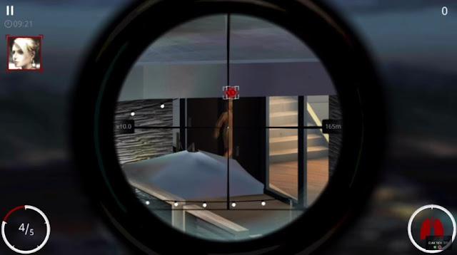 Download Game Hitman Sniper Apk Mod + Obb Data v1.7.91444 Terbaru Geratis ( Unlimited Money )