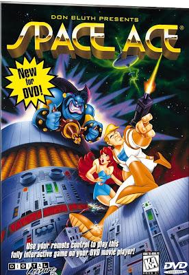 Space Ace PC Full Español