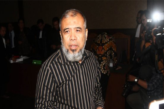 Patrialis Akbar di Vonis 12,5 Tahun Penjara dan Juga Wajib Membayar Denda