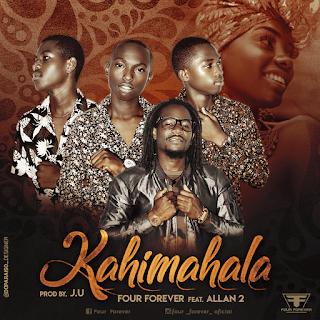 Four Forever Feat Allan 2 -  Kahimahala