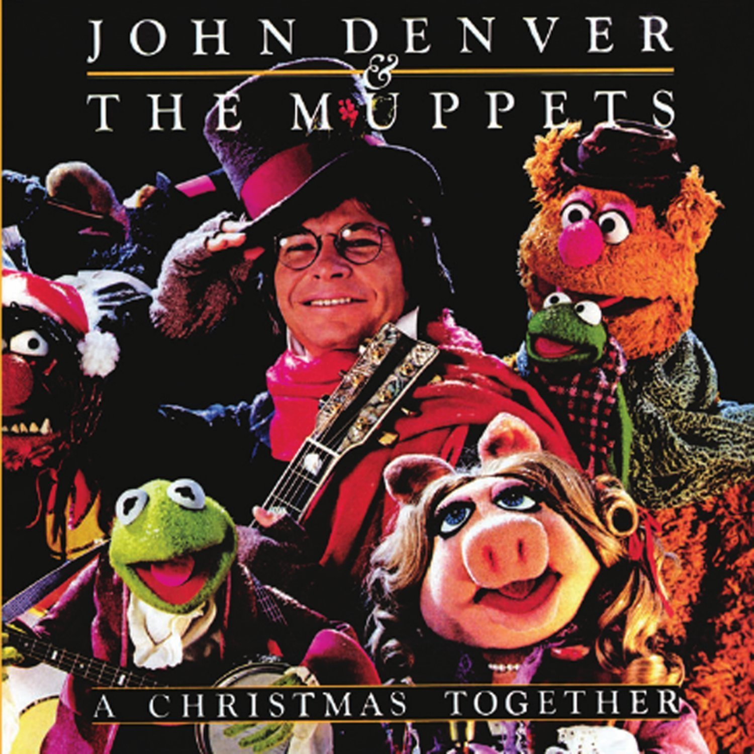 Me And You And A Blog Named Boo: John Denver & The Muppets