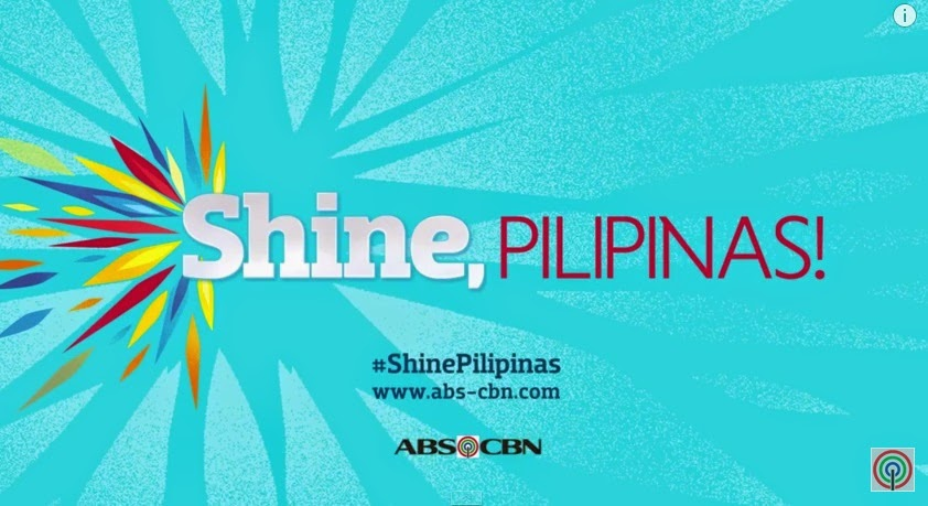 "ABS-CBN Summer Station ID 2015 ""Shine Pilipinas"
