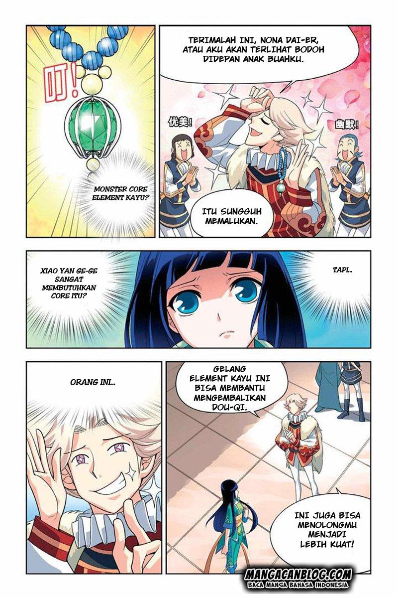 Battle Through Heaven Chapter 04-25
