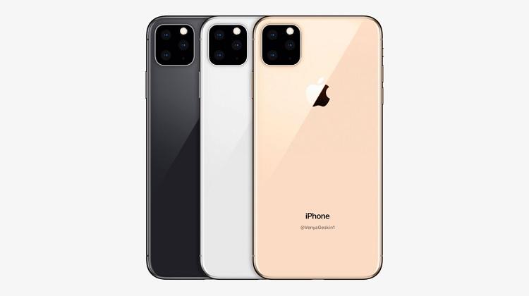 Alleged iPhone XI Render