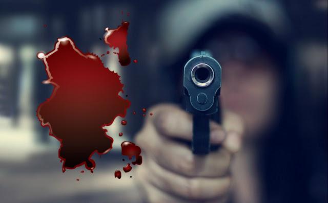 «Φαρ Ουέστ» γίναμε κύριε Τόσκα - Ληστές πυροβόλησαν επιχειρηματία μέσα στο σπίτι του.[Βίντεο]