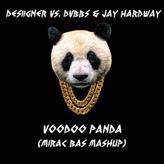 Desiigner vs. DVBBS & Jay Hardway - Voodoo Panda (Mirac Bas Mashup)