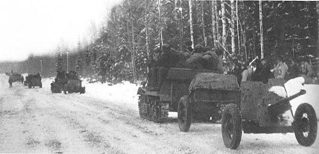 3 February 1940 worldwartwo.filminspector.com Soviet Antitank guns