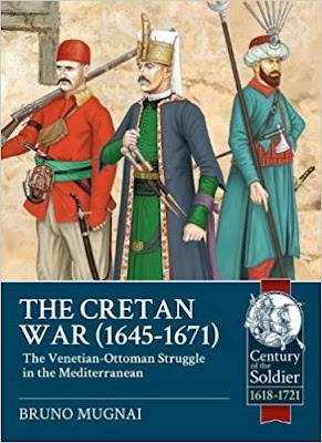 The Cretan War (1645-1671): The Venetian-Ottoman Struggle in the Mediterranean