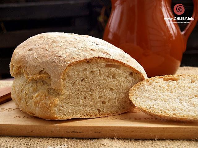 Nocny chleb bez wyrabiania