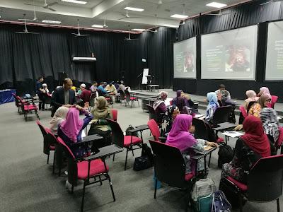 Perkongsian Pembelajaran Abad ke 21 Bersama Guru Tahfiz Pangkor
