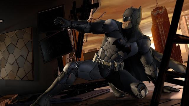رسميا إصدار Batman : The Telltale Series قادم لجهاز Switch