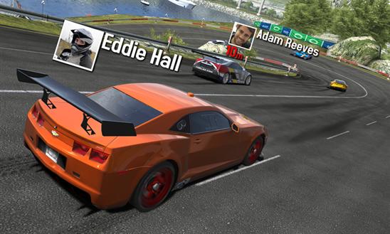تحميل لعبة سباق السيارات الواقعية لهواتف ويندوز فون مجاناً GT Racing 2: The Real Car Experience xap