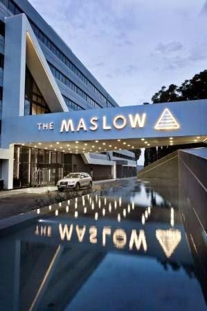Hôtel Maslow, Johannesburg, Afrique du Sud