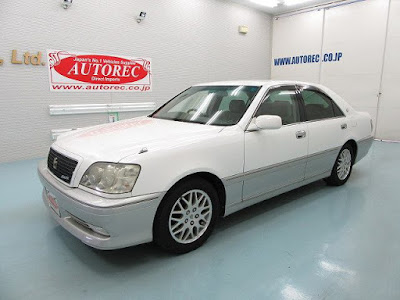 19551T6N8 1999 Toyota Crown Athlete G