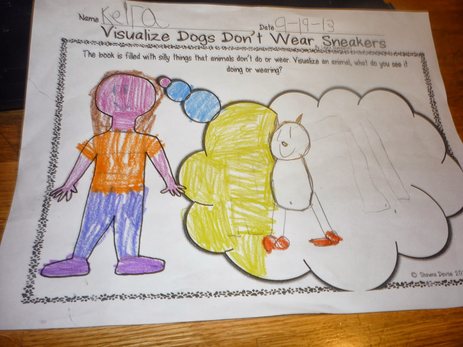 The Very Busy First Graders Aliens Love Underpants And Visualization