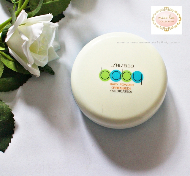 Review Shiseido MedicatedBaby Powder