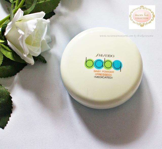 Review Shiseido MedicatedBaby Powder