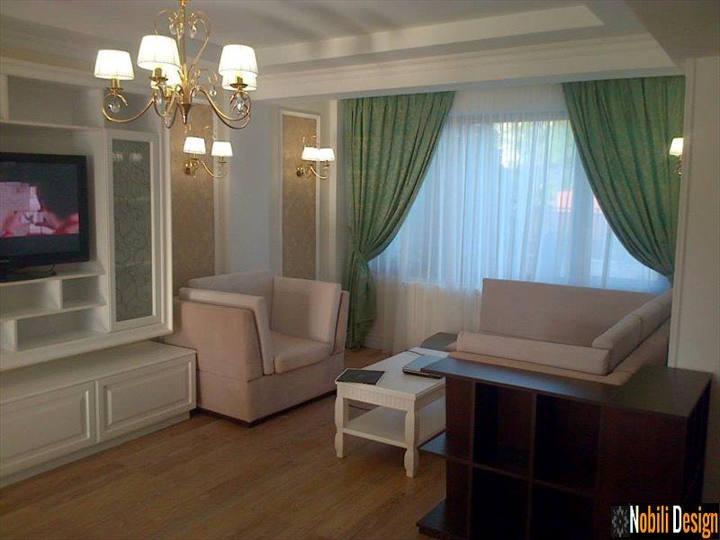 Proiect design interior casa clasica Brasov - Arhitectura de interior vila stil clasic