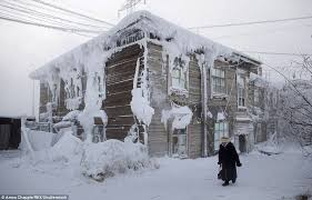 Not Cold Enough For You? Why Not Visit The Coldest Village On Earth?