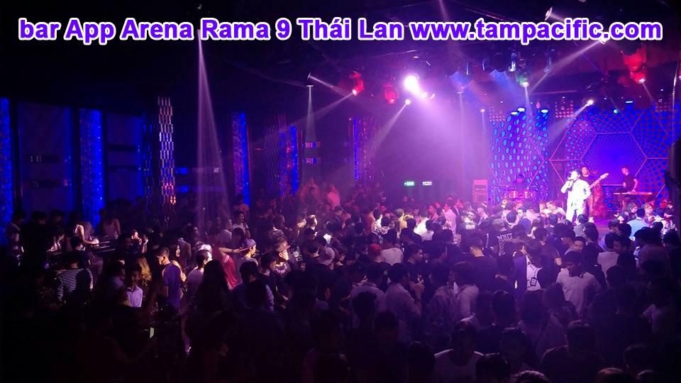 bar App Arena Rama 9 Thái Lan