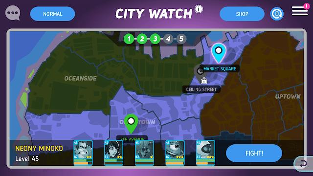 City watch akan membuatmu mendapatkan uang