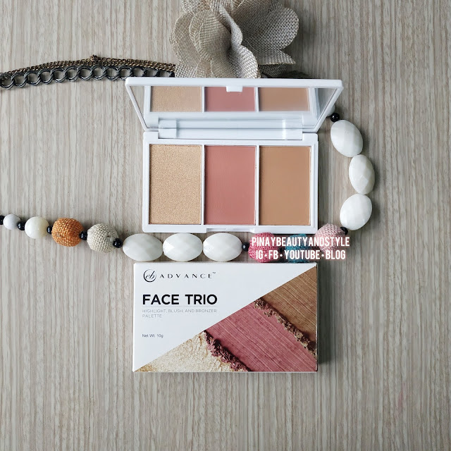 EB Advance Fig Trio Swatches and Review from Ever Bilena!