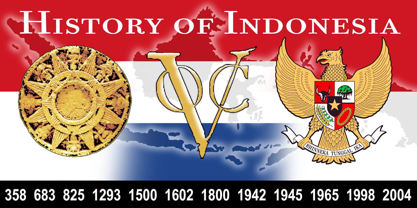 Sejarah Indonesia - Awal Mula Negara Indonesia