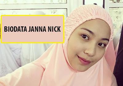 Biodata Janna Nick