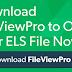 Cara Download Anime, Film, File dll Di Elsfile Lengkap