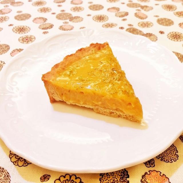 檸檬塔切片