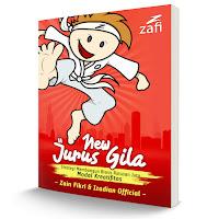 Buku NEW Jurus Gila