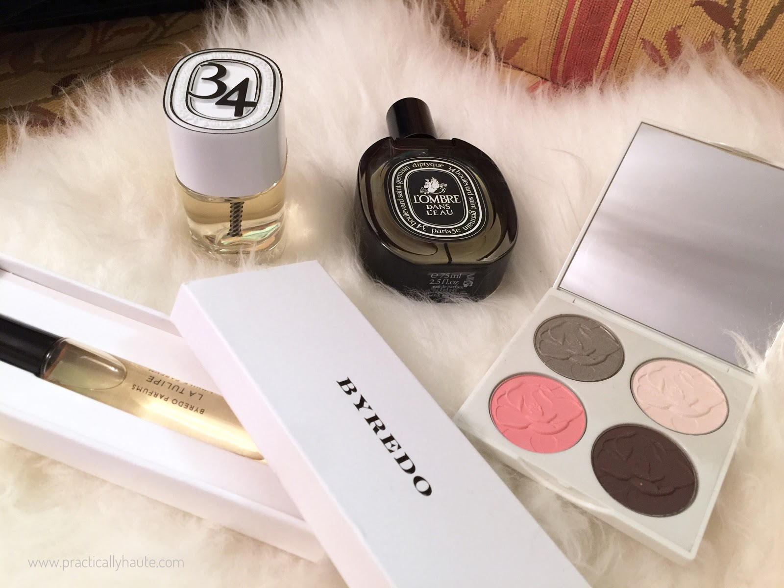 Space NK NYC sample sale beauty fragrance haul
