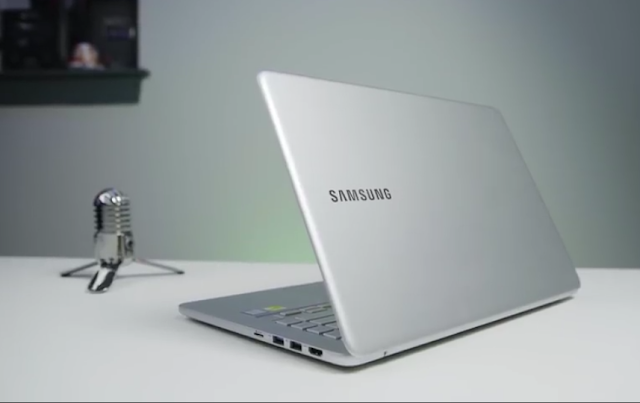 Samsung Notebook 9 Review