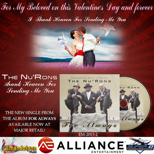 Everday is Valentines Day with The Nu'rons!