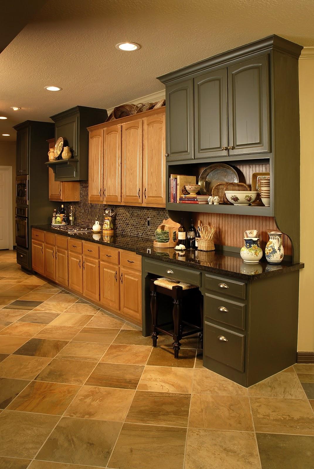 Kitchen remodel pictures dark cabinets. dark granite countertops ...