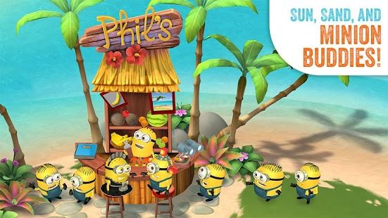 Minions Paradise Mod APK3